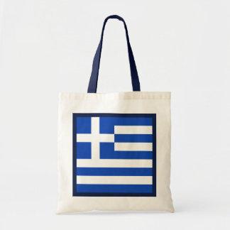 Greece Flag Bag