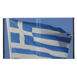 Greece Flag iPad Cases