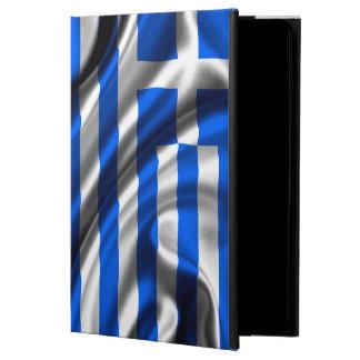 Greece Flag Fabric