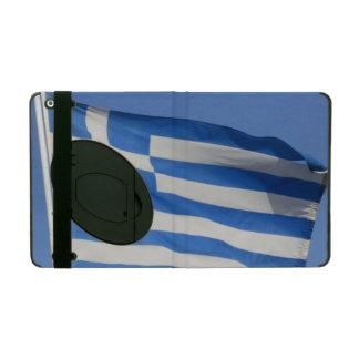Greece Flag iPad Case