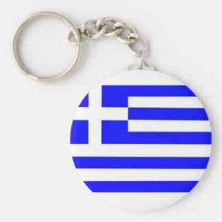 Greece Flag Key Chains