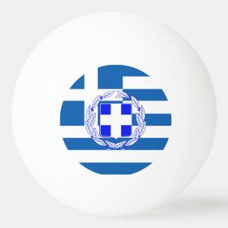 Greece flag ping pong ball