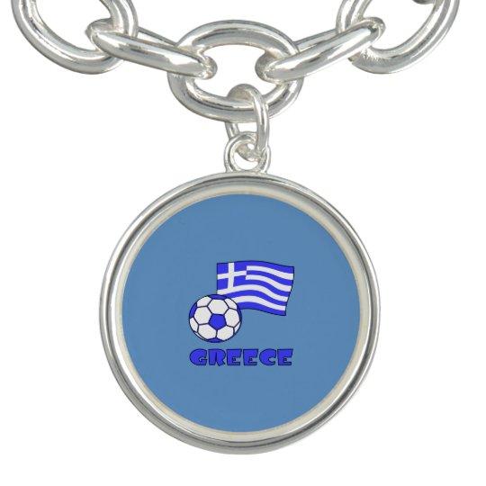 Greece Flag Soccer Ball