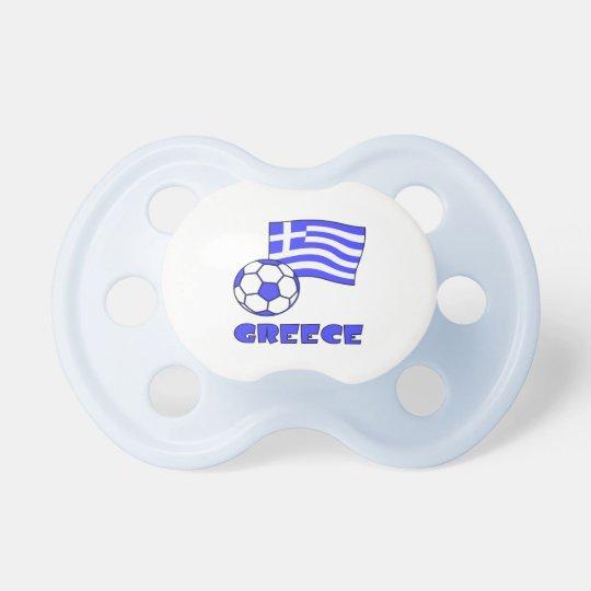 Greece Flag Soccer Ball Dummy