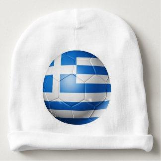 GREECE FOOTBALL FLAG BABY BEANIE
