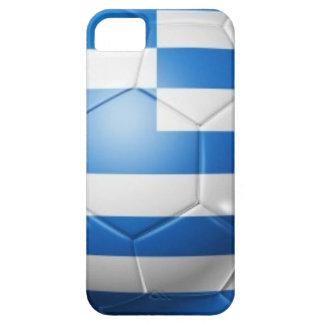 GREECE FOOTBALL FLAG iPhone 5 COVER