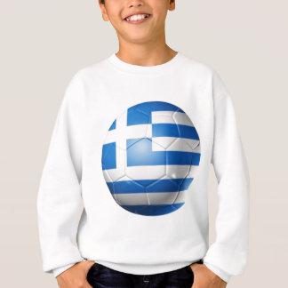 GREECE FOOTBALL FLAG SWEATSHIRT