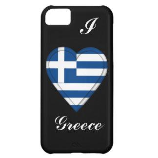 Greece Greek flag iPhone 5C Case