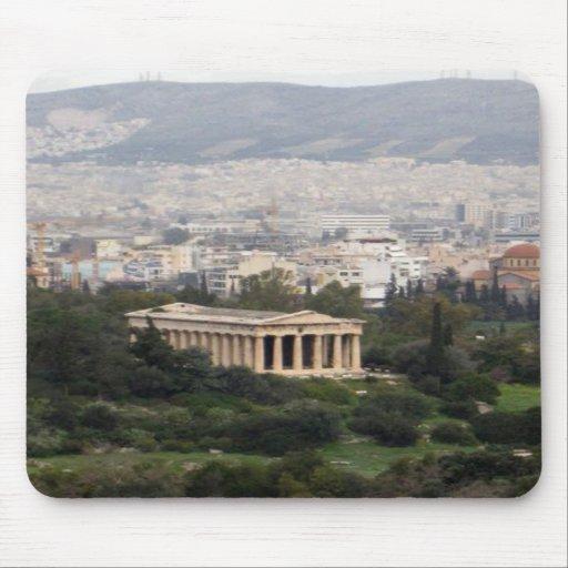 Greece greek  Mousepad