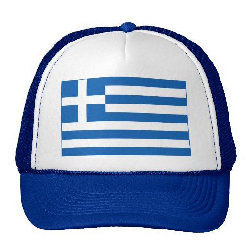 Greece – Greek National Flag Hat