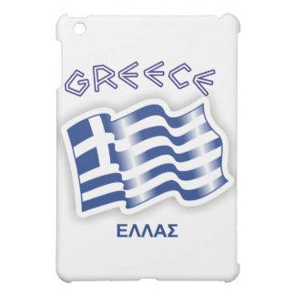Greece - Greek waving flag iPad Mini Cover