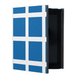 Greece iPad Folio Cases