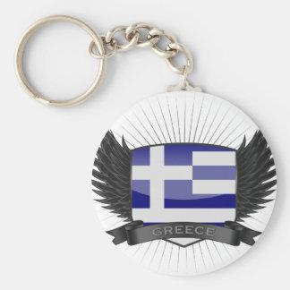GREECE KEYCHAINS