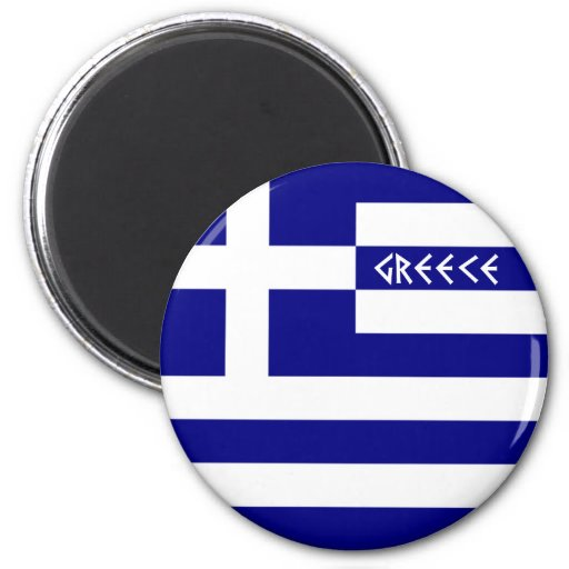 Greece Fridge Magnets