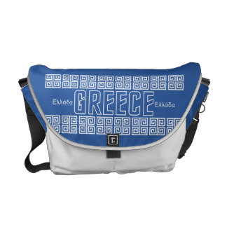 GREECE messenger bag