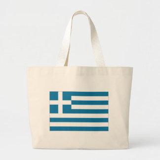 Greece National Flag Bags