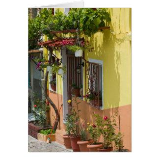 GREECE, Northeastern Aegean Islands, LESVOS Greeting Card