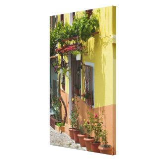 GREECE, Northeastern Aegean Islands, LESVOS Stretched Canvas Prints