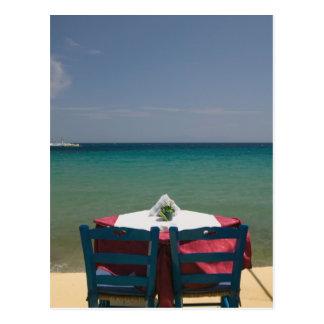 GREECE, Northeastern Aegean Islands, SAMOS, 2 Postcard