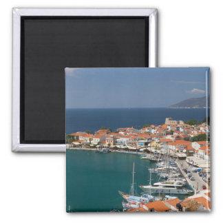 GREECE, Northeastern Aegean Islands, SAMOS, 3 Magnet