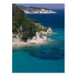 GREECE, Northeastern Aegean Islands, SAMOS, Post Card