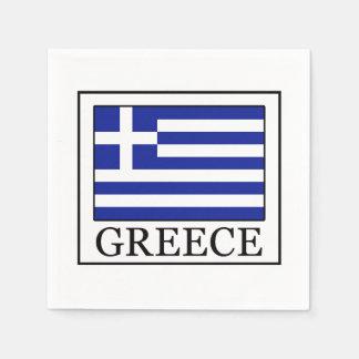 Greece Paper Napkin