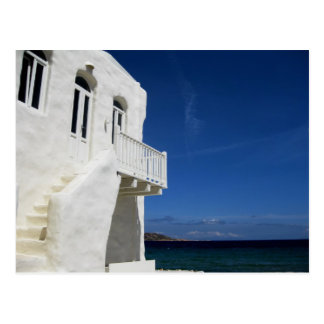 Greece Paros Postcard