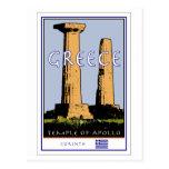 Greece Post Card