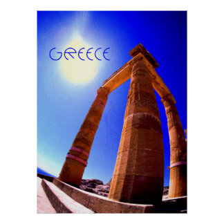 greece posters