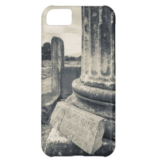 Greece, ruins of ancient city iPhone 5C case