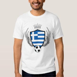 Greece Shield Soccer Shirt