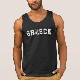 Greece Singlet