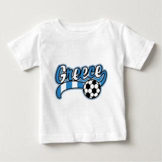 Greece Soccer Baby T-Shirt