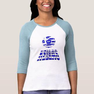 Greece Soccer Hellas Logo Soccer Ball Gifts Shirt