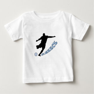 Greece Soccer Infant T-Shirt
