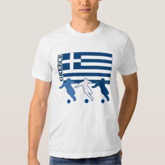 Greece - Soccer Players Tshirts