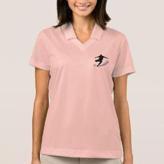 Greece Soccer Polo Shirt