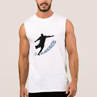 Greece Soccer Sleeveless Shirt
