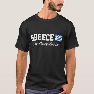 Greece Soccer T-Shirt