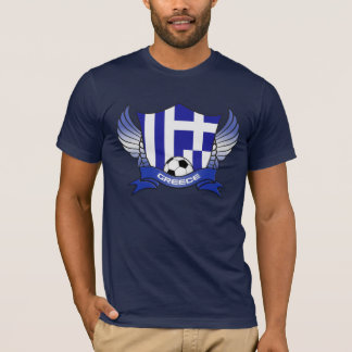 Greece Soccer T-Shirt