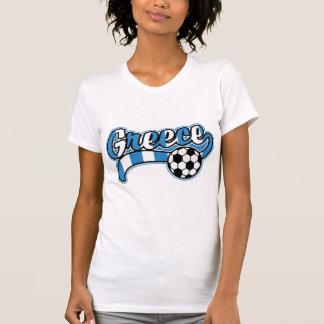 Greece Soccer Tees