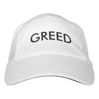 Greed Baseball Cap! Hat