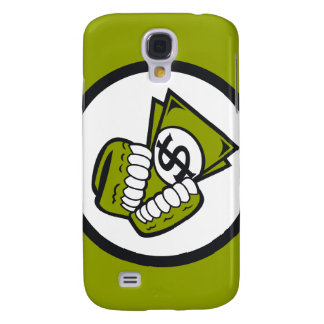 Greed Samsung Galaxy S4 Covers