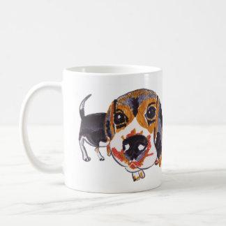 Greedy Beagle Coffee Mug