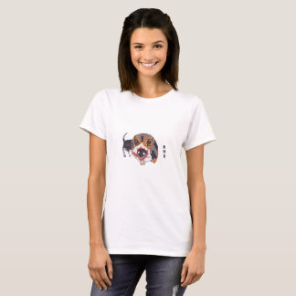 Greedy Beagle Dog T-Shirt