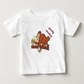 greedy monkey enfant baby T-Shirt
