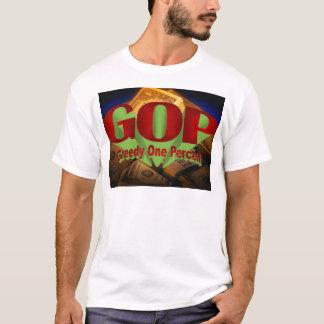 Greedy One Percent T-Shirt