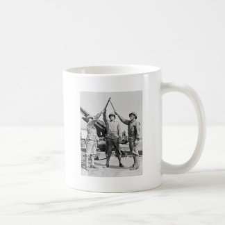 Greek-American Soldiers, 1943 Basic White Mug