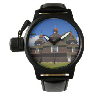 Greek catholic church, Nizny Komarnik, Slovakia Watches