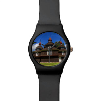 Greek catholic church, Nizny Komarnik, Slovakia Wristwatch